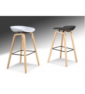Woodi Bar Stool 75cm Seat Height