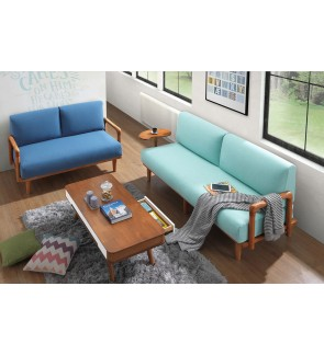 Kiwso Sofa Set (1+2+3 Seater)