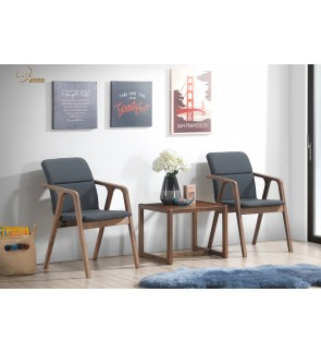 Zinzag Rubberwood Dining Chair